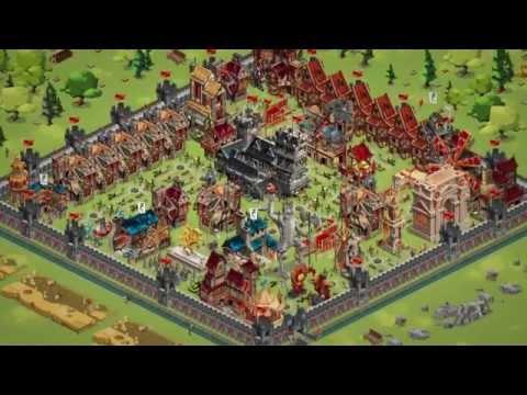 Empire: Four Kingdoms - Ingame Trailer Pillar Google (FR) 30 Sec
