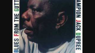 Watch Champion Jack Dupree Strollin video