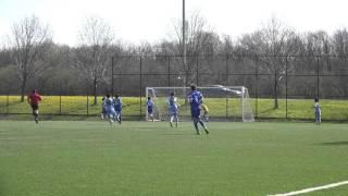 Opening Goal Sockers FC U13 MDL vs Minnesota Thunder U13