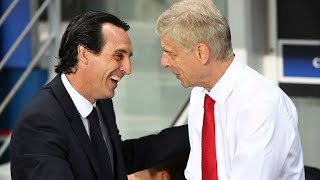 BREAKING NEWS !!! Unai Emery Will Be Arsene Wenger's Successor