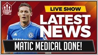 MATIC To MANCHESTER UNITED Transfer Done! Plus VALERENGA 0-3 MANCHESTER UNITED