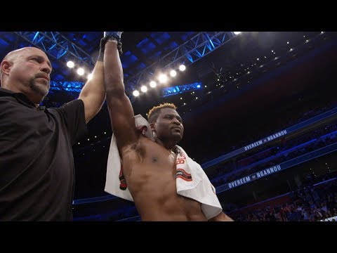UFC 220: Francis Ngannou - This Fight Will End in Two Rounds
