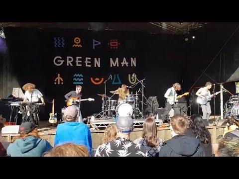 Pottery - Hank Williams - live at Green Man, 18/08/19