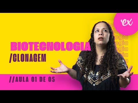 BIOLOGIA - Biotecnologia - Clonagem