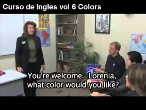curso de ingles gratis completo vol 6 youtube