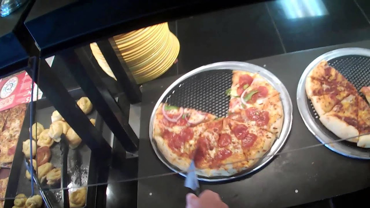 inside cici s pizza buffet in brooksville  florida youtube