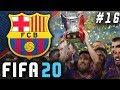 FIFA 20 Barcelona Career Mode EP16 - Spanish Cup Final!! Ansu Fati Masterclass!!