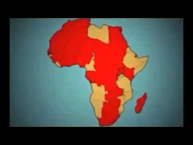 How the White Man Divided and Conquered Africa