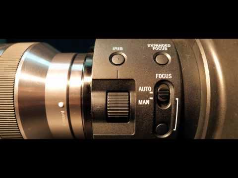 Sony NEX-FS100 NXCAM Super 35mm Exmor Sensor