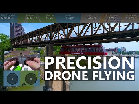 How to Precision-Fly a Drone - KEN HERON (Phantom 4 Pro)