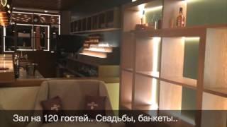 видео красивый ресторан для свадьбы