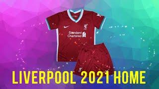 Детская футбольная форма Ливерпуль 2020-2021 Home. АФИНА МАРКЕТ