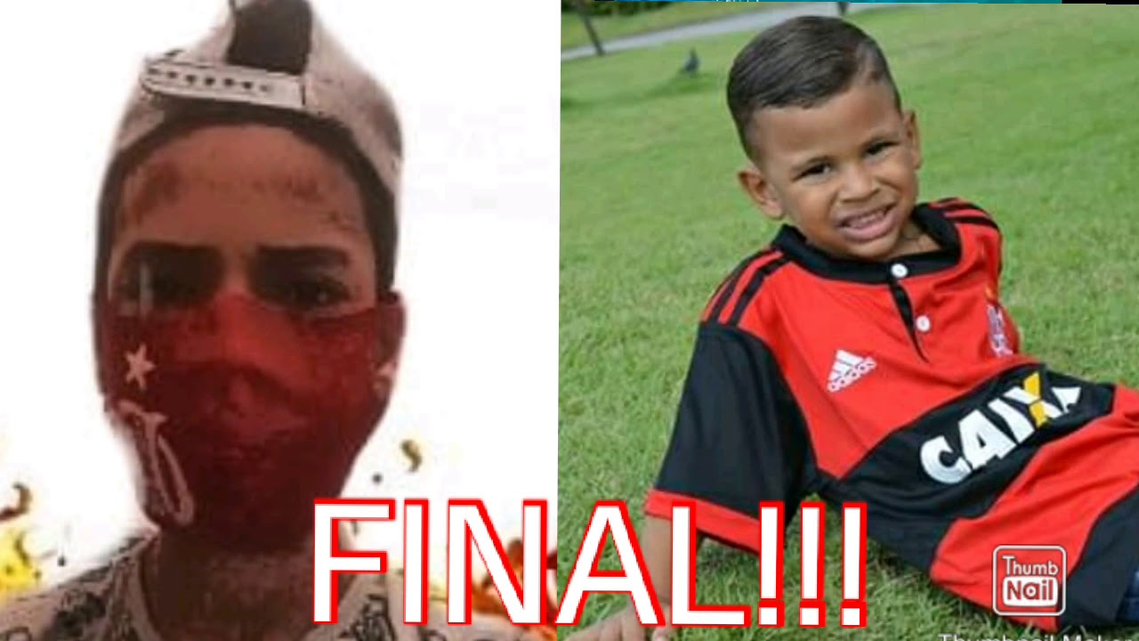 (GRANDE FINAL)Lil marques mc X Mc henrique