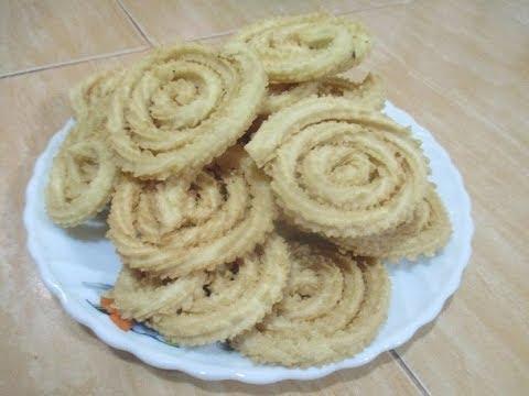 Resep Dan Cara Membuat Kue Akar Kelapa Renyah