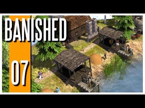 Banished - Ep.07 : The Scarlet Fever!