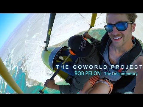 Extreme Sports Documentary - Skydiving/BASE | GoWorld & Rob Pelon