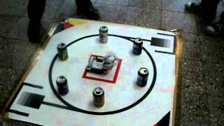 LEGO Mindstorms: Кёрлинг