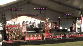 Nine Hills Group from West Papua  -  Pesona Indonesia 2015