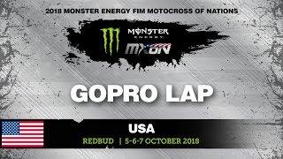 GoPro Track Preview - Monster Energy MXoN 2018 RedBud USA #motocross