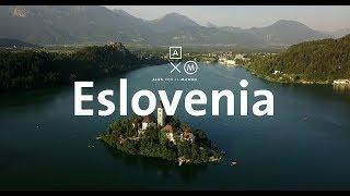Llegué a Eslovenia y ¡DORMÍ EN LA CÁRCEL! | Eslovenia #1 | Alan por el mundo