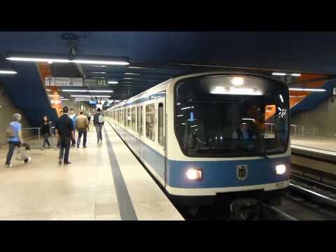 U1 Olympia-Einkaufszentrum (U-Bahn München)