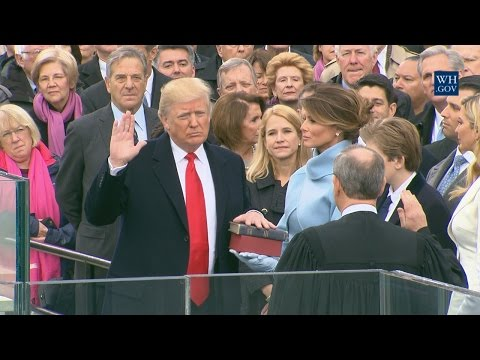Download Youtube: The Inauguration of the 45th President of the United States