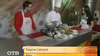 """Завтраки на """"УтроТВ"""": молочный суп с тыквой (07.05.15)"""