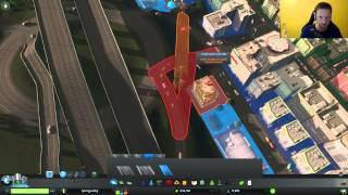 Cities: Skylines - After Dark Livestream