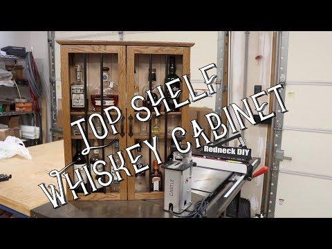 Bon 🛠 Build The Castle Whiskey Cabinet   YouTube