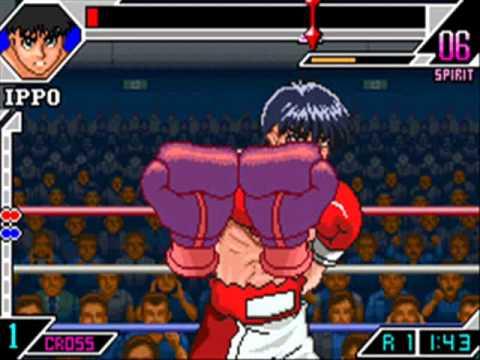 Hajime no ippo the fighting gba rom english download