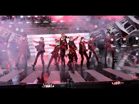 NCT 127 - Regular@BBQ-SBS Super Concert 20181014