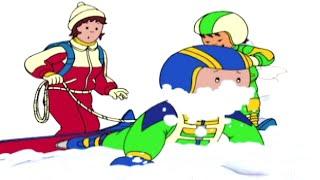Каю и Зимний Спорт   Каю на русском   Мультфильм Каю   Мультики для детей