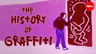 A brief history of graffiti - Kelly Wall