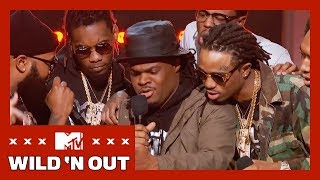 'Snap of My Sack' ft. Migos | Wild 'N Out: Greatest Hits | MTV thumbnail