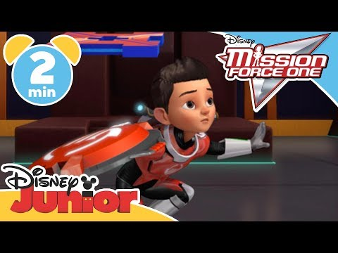 Miles From Tomorrow: Mission Force One | Game Over | Disney Junior UK