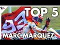 Marc Márquez' Top 5 Moments from 2019