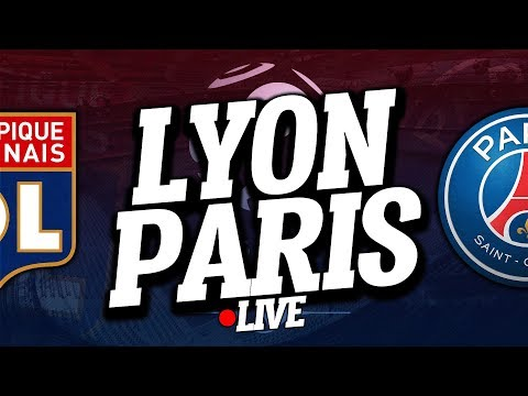 🔴 DIRECT / LIVE : LYON - PSG // Club House ( OL - PARIS )