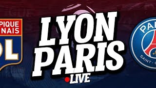 🔴 DIRECT / LIVE : LYON - PSG // Club House ( OL - PARIS ) thumbnail