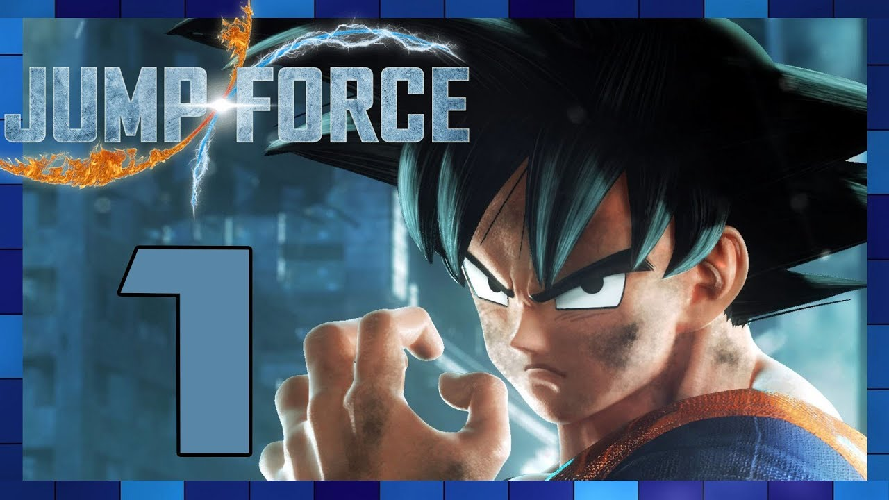Download Jump Force - Gameplay Walkthrough Part 1 Prologue (1080p)