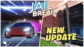 Roblox Jailbreak Update Info!| NEW CITY Routes + NEW Objects! and Gun Improvements!. (ASIMO leaks)