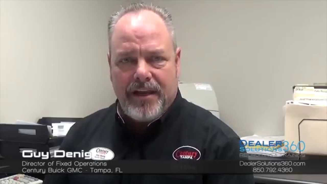 dealer solutions 360 fixed operations recruiting at century buick gmc - Fixed Operations Director
