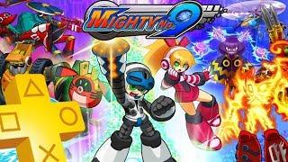 Mighty No 9 PS Plus March 2018 until April 2018