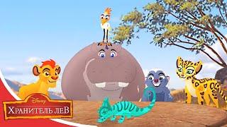 Мультфильмы Disney - Хранитель лев | Кто видел Киньонгу (Сезон 2 Серия 21)