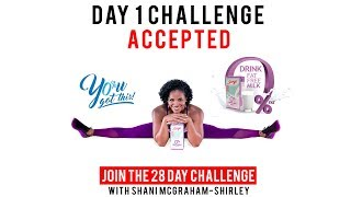 Day 1   Serge 28 Day  You Got This Challenge  with Shani McGraham Shirley