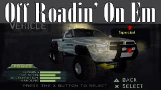 """Let's Play Episode 7 - Test Drive Off Road Wide Open - """"Off Roadin' On Em'""""(Commentary)[HD]"""