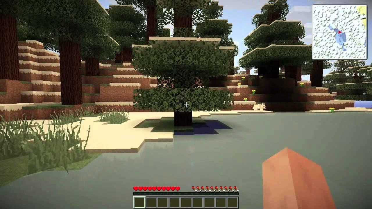 Minecraft LP с кучей модов - YouTube