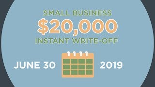 The Small Business $20k Instant Write-Off   News You Can Use