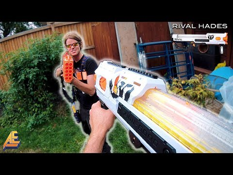 NERF WAR | TACTICAL GEAR FIRST PERSON SHOOTER! (Aaron Vs Drac) letöltés