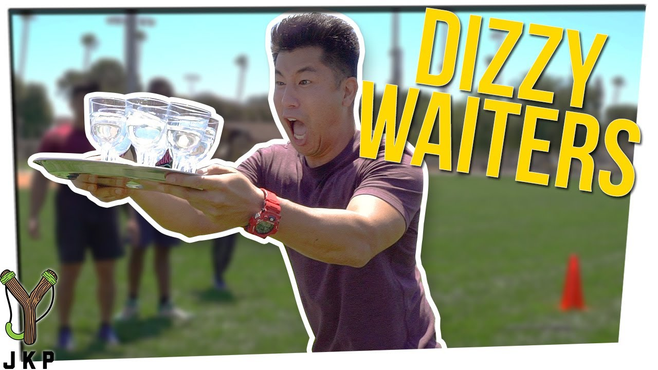 Dizzy Waiters OUTDOORS!