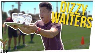 Dizzy Waiters OUTDOORS!
